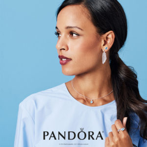PANDORA Stones of Color Collection March Model