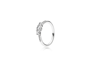 PANDORA Fairytale Sparkle Ring, Clear CZ