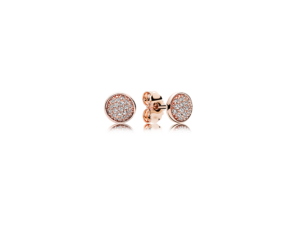 PANDORA Rose™ Dazzling Droplets Stud Earrings
