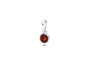 PANDORA January Birthstone Pendant