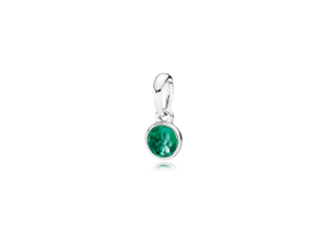PANDORA May Birthstone Pendant