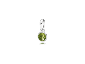 PANDORA August Birthstone Pendant