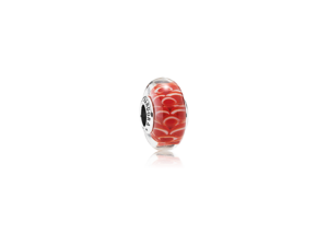 PANDORA Asian Koinobori Murano Glass