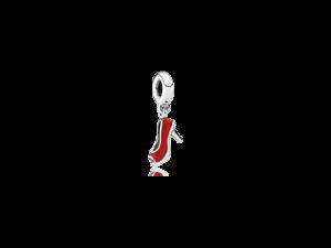 792154EN09 PANDORA Red Stiletto Dangle Charm