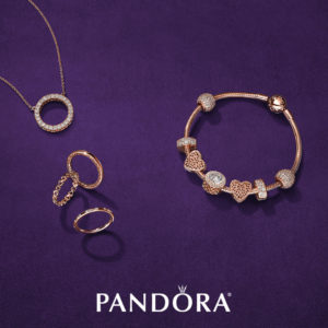 PANDORA Autumn 2017 PANDORA Rose