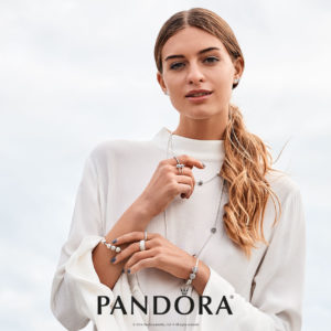 PANDORA Stones of Color Collection April Model