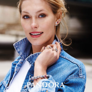 PANDORA Stones of Color Collection July Model