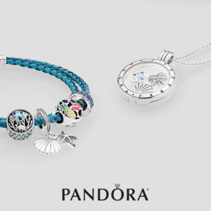 PANDORA Summer Colors of Paradise Collectoin