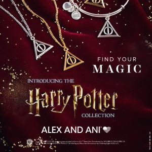 Alex and Ani Harry Potter Collection Deathly Hallows