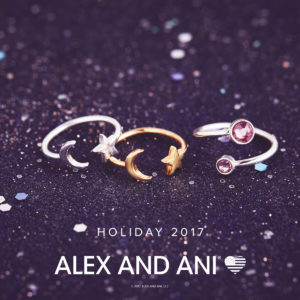 Alex and Ani Holiday Collection Rings