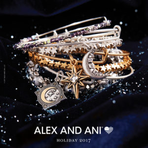 Alex and Ani Star Struck Holiday Collection