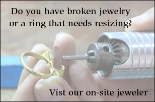 On-site Jeweler