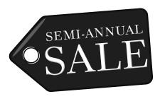 Semi-Annual Sale Valdosta Vault