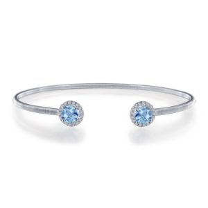 Lafonn December Birthstone Bangle