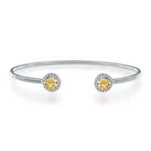 Lafonn November Birthstone Bangle