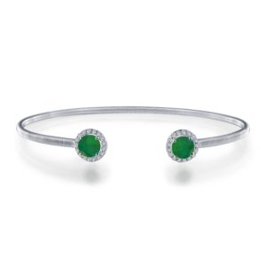 Lafonn May Birthstone Bangle