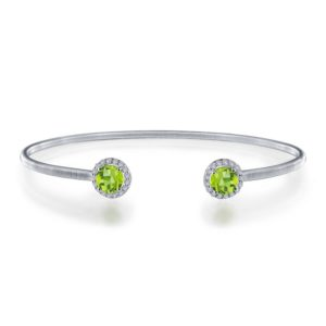 Lafonn August Birthstone Bangle