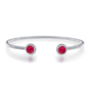 Lafonn July Birthstone Bangle