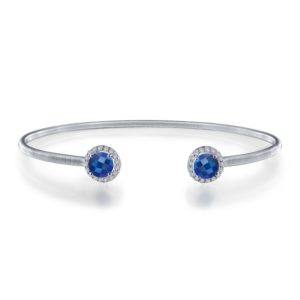 Lafonn September Birthstone Bangle