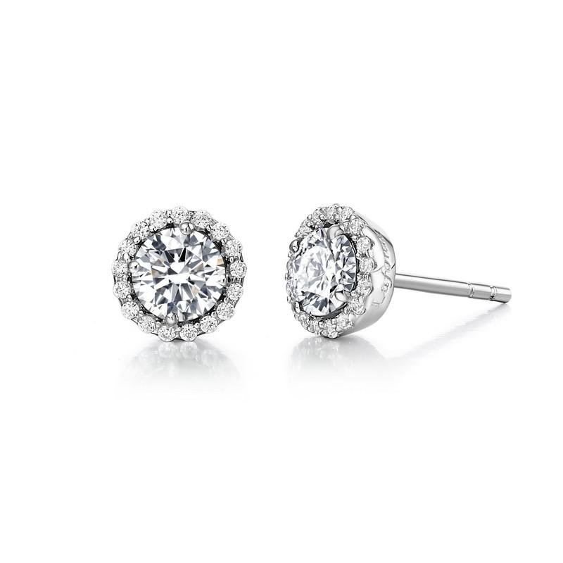 Lafonn April Birthstone Earrings