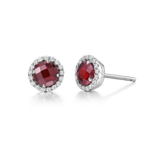 Lafonn January Birthstone Earrings