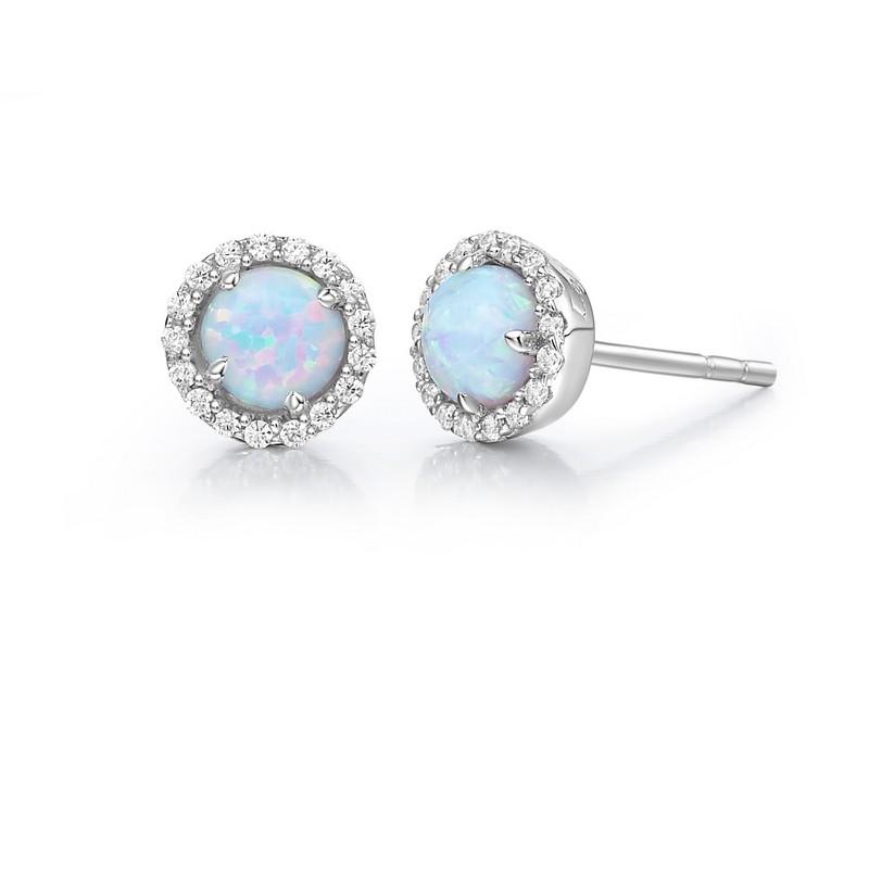 Lafonn October Birthstone Earrings