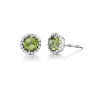 Lafonn August Birthstone Earrings