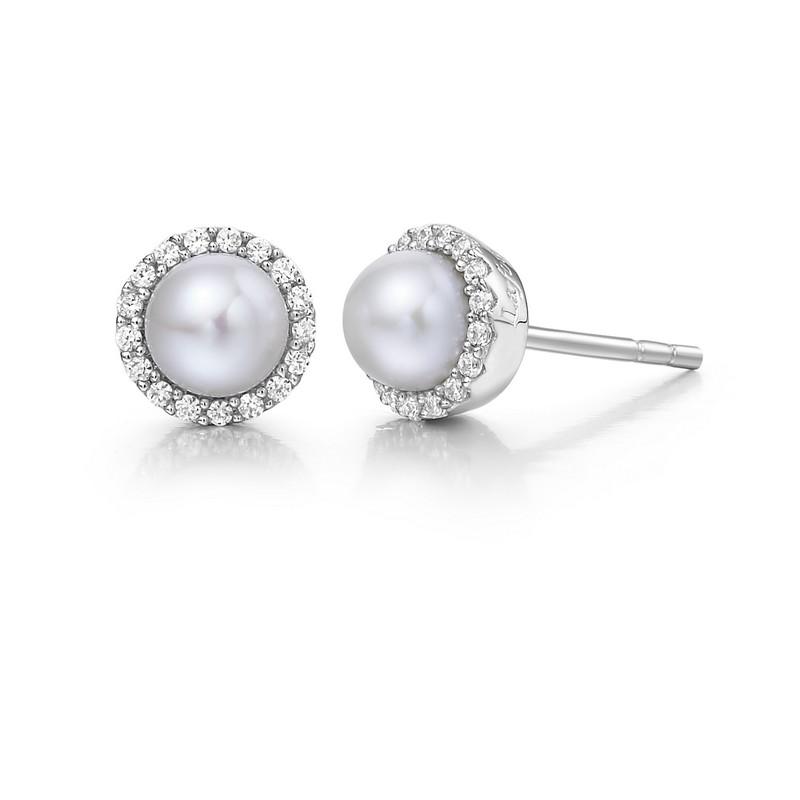 Lafonn June Birthstone Earrings