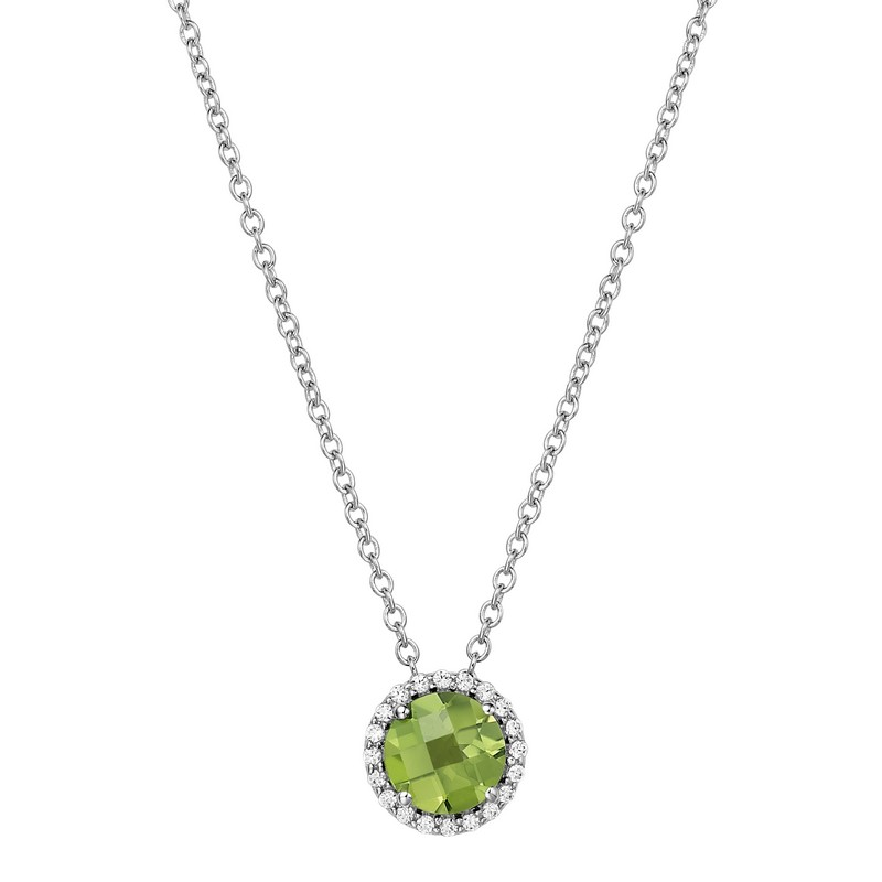 Lafonn August Birthstone Necklace