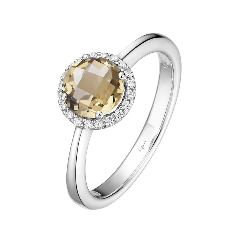 Lafonn November Birthstone Ring