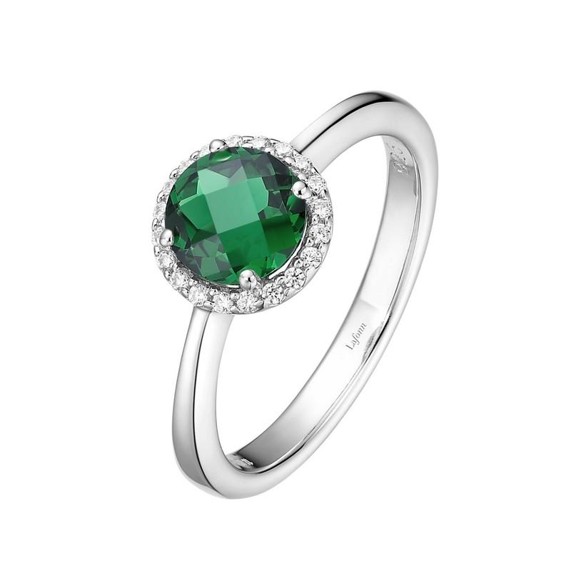 Lafonn May Birthstone Ring