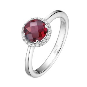 Lafonn January Birthstone Ring