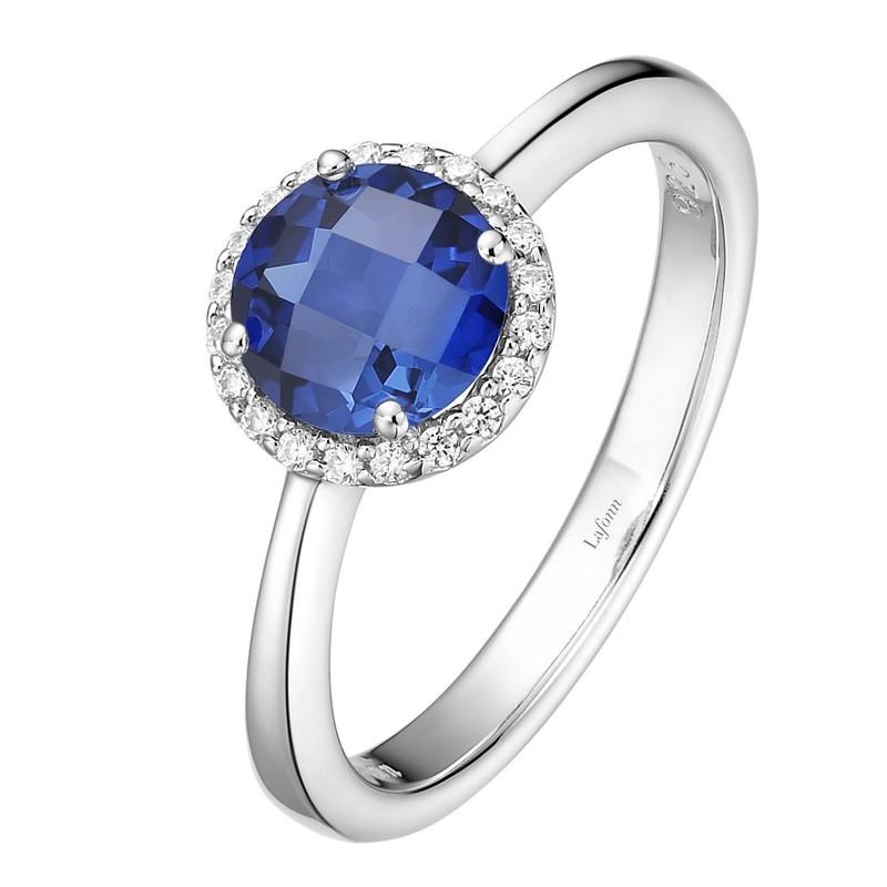 Lafonn September Birthstone Ring