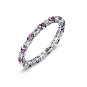 Lafonn June Birthstone Band