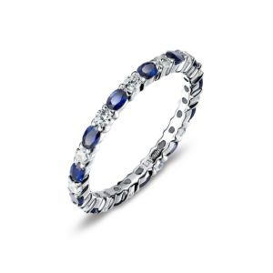 Lafonn September Birthstone Band