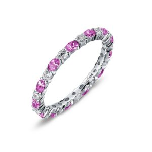 Lafonn October Birthstone Band
