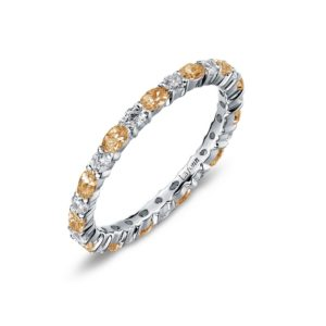 Lafonn November Birthstone Band