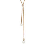 Michael Kors Pearl Drop Necklace