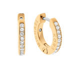 Michael Kors Golden Hoop Earrings