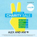 Alex and Ani Charity Sale