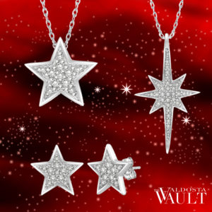 Vault Diamond Star Jewelry