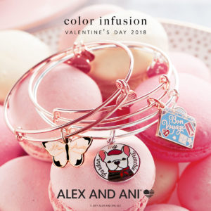 Alex and Ani Valentine Color Infusion