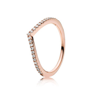 PANDORA Rose™ 186316CZ Shimmering Wish Ring