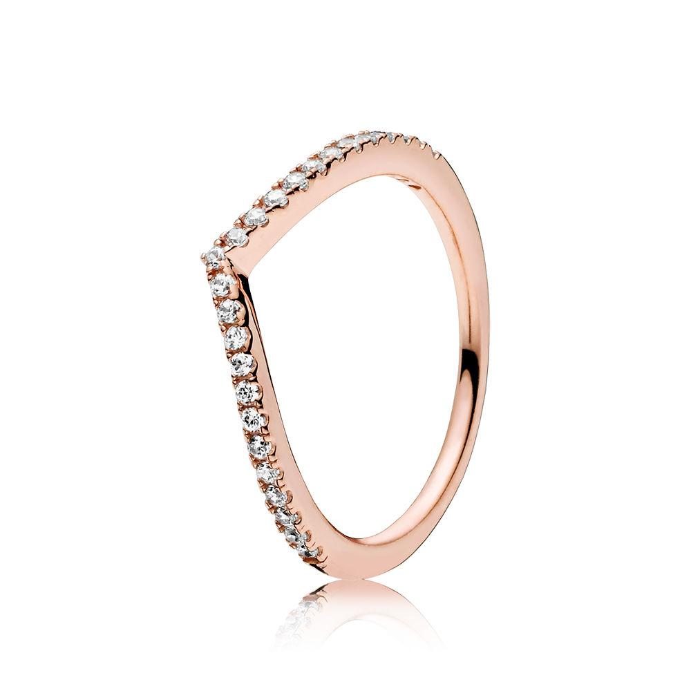 PANDORA Rose™ 186316CZ Shimmering Wish Ring
