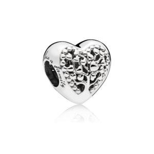 PANDORA 797058 Flourishing Hearts Charm