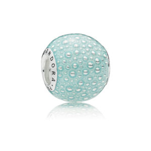 PANDORA 797091EN155 Aqua Enchantment Charm