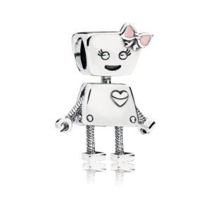 PANDORA 797141EN160 Bella Bot Charm
