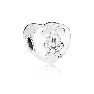 PANDORA Disney 797169EN12 Vintage Mickey Clip
