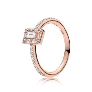 PANDORA Rose™ Luminous Ice Ring