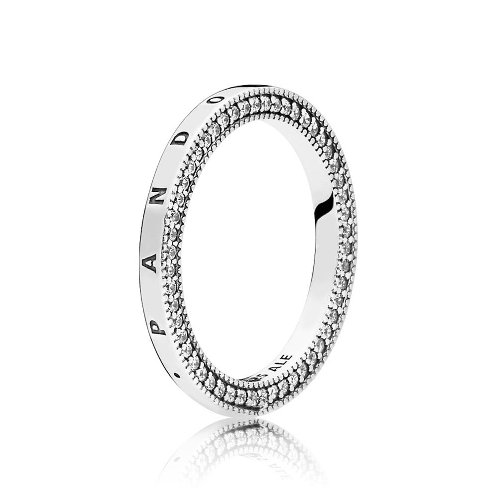 Signature Hearts of PANDORA Ring